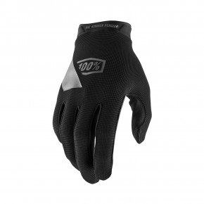 Go to the product Bike glove 100% Youth Ridecamp black 2020