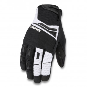 Go to the product Bike glove Dakine Cross-X black/white 2019