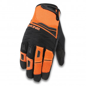Go to the product Bike glove Dakine Cross-X vibrant orange 2019