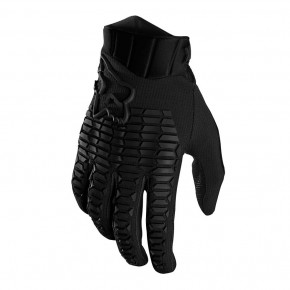 Go to the product Bike glove Fox Defend black/black 2020