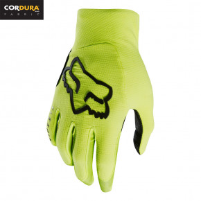 Go to the product Bike glove Fox Flexair yellow/black 2018