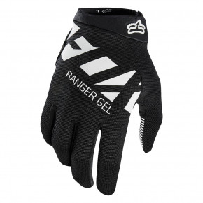 Prejsť na produkt Bike rukavice Fox Ranger Gel black/white 2018