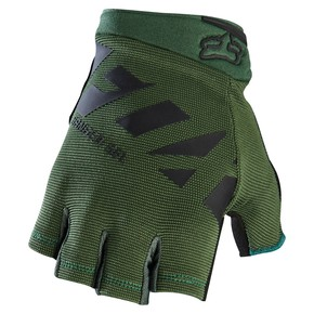 Go to the product Bike glove Fox Ranger Gel Short fatigue green 2017