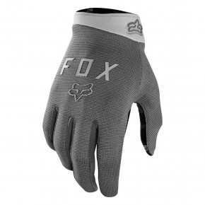 Go to the product Bike glove Fox Ranger grey vintage 2019