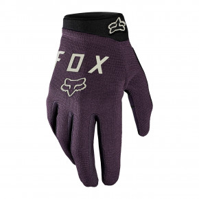 Go to the product Bike glove Fox Wms Ranger dark purple 2020