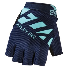 Go to the product Bike glove Fox Womens Ripley Gel Short ice blue 2017