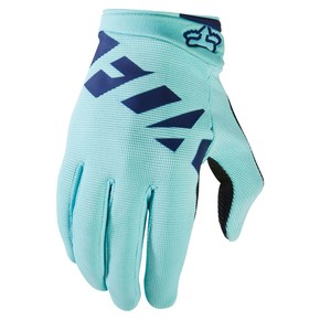 Go to the product Bike glove Fox Womens Ripley ice blue 2017