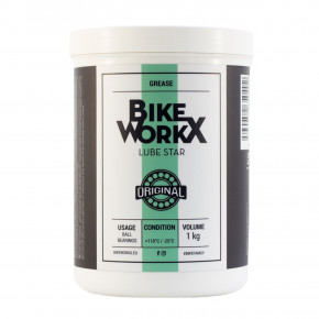 Go to the product Bike Workx Lube Star Original 1Kg