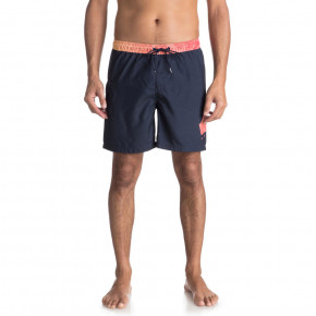 Go to the product Boardshorts Quiksilver Lava Logo Volley 17 navy blazer 2018