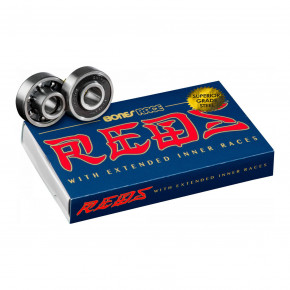Go to the product Bearings Bones Race Reds 2018