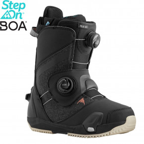 Go to the product Boots Burton Felix Step On black 2020/2021