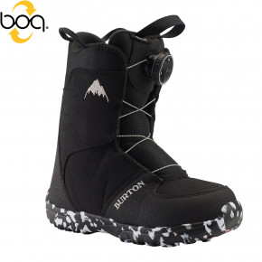 Go to the product Boots Burton Grom Boa black 2019/2020