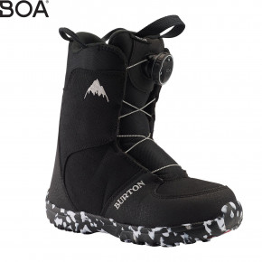 Go to the product Boots Burton Grom Boa black 2020/2021