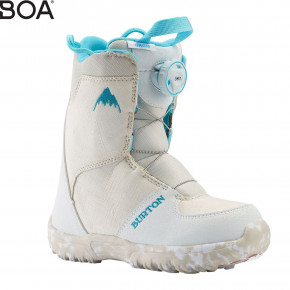 Go to the product Boots Burton Grom Boa white 2019/2020