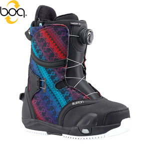 Prejsť na produkt Boty Burton Limelight Step On black/multi 2017/2018