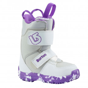 Go to the product Boots Burton Mini-Grom white/purple 2017/2018
