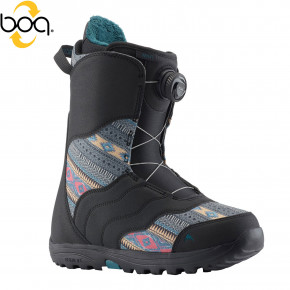 Go to the product Boots Burton Mint Boa black/multi 2018/2019