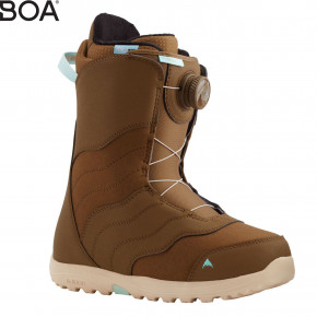 Go to the product Boots Burton Mint Boa brown 2020/2021