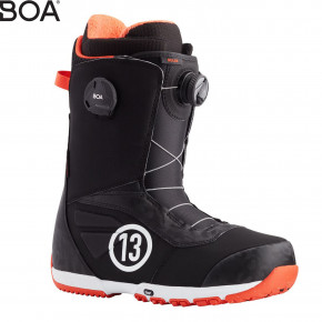 Go to the product Boots Burton Ruler Boa black/red 2020/2021