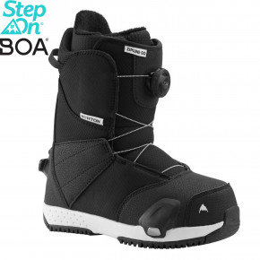 Go to the product Boots Burton Zipline Step On black 2020/2021
