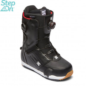 Go to the product Boots DC Control Step On black/white 2020/2021