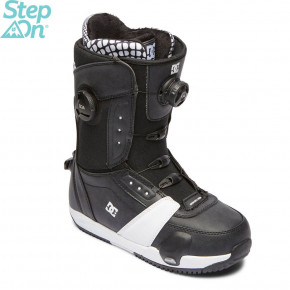 Go to the product Boots DC Lotus Step On black/white 2020/2021