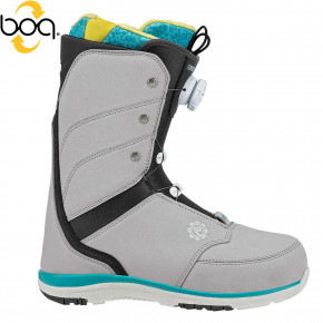 Go to the product Boots Flow Onyx Coiler grey 2017/2018