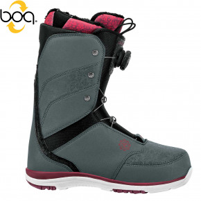 Go to the product Boots Flow Onyx Coiler slate/ruby 2017/2018