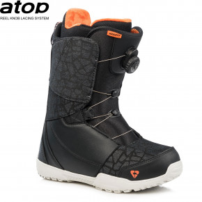 Go to the product Boots Gravity Aura Atop black/coral 2019/2020