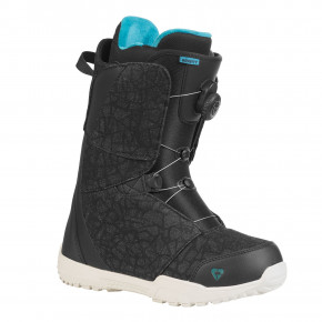 Go to the product Boots Gravity Aura Atop black denim/teal 2020/2021