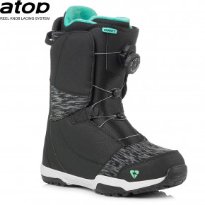 Go to the product Boots Gravity Aura Atop black/mint 2018/2019