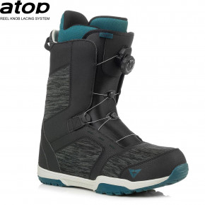 Gravity Recon Atop black/blue