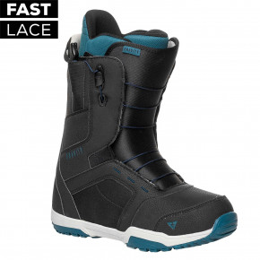Go to the product Boots Gravity Recon Fast Lace black 2017/2018