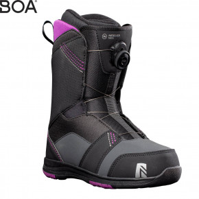 Nidecker Maya Boa black