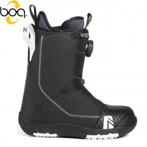 Go to the product Boots Nidecker Micron Boa black 2018/2019