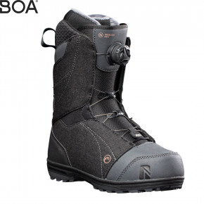 Go to the product Boots Nidecker Onyx black 2020/2021