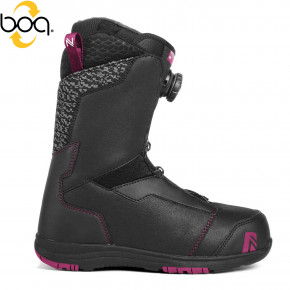 Go to the product Boots Nidecker Onyx Coiler black 2018/2019