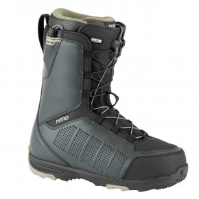 Go to the product Boots Nitro Thunder Tls black 2020/2021