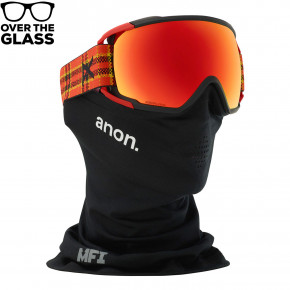 Go to the product Goggles Anon Circuit Mfi flannel 2018/2019