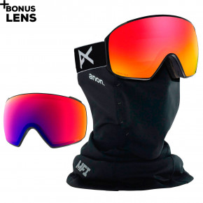 Go to the product Goggles Anon M4 Toric black 2019/2020