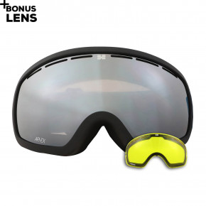 Go to the product Goggles Aphex Baxter matt black 2020/2021