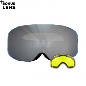 Go to the product Goggles Aphex Kepler matt blue 2020/2021