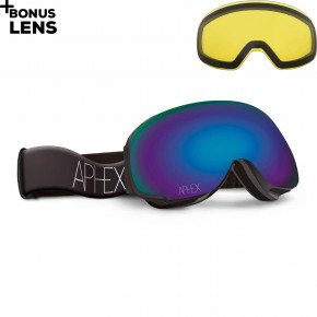 Go to the product Goggles Aphex Kepler Small matt black 2020/2021