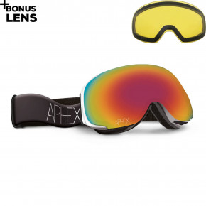 Go to the product Goggles Aphex Kepler Small matt white 2020/2021