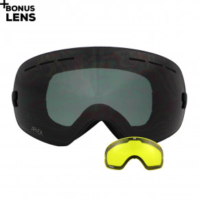 Go to the product Goggles Aphex Krypton matt black 2020/2021