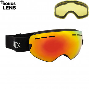 Go to the product Goggles Aphex Krypton Small matt black 2020/2021