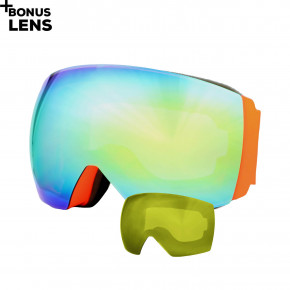 Go to the product Goggles Aphex Styx matt orange 2020/2021