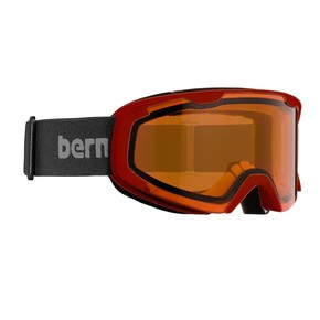 Go to the product Goggles Bern Brewster black/red 2017/2018