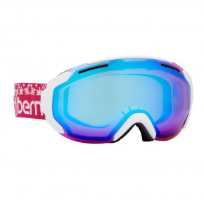 Go to the product Goggles Bern Juno magenta snowflake 2018/2019