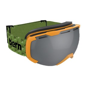 Go to the product Goggles Bern Sawyer green camo 2017/2018